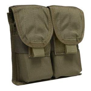 Flyye Ver. FE Doppel-Magazintasche für M4/M16 MOLLE-Befestigungssystem Ranger Green