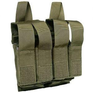 Flyye Magazintasche für 2 M4/M16- & 4 Pistolenmagazine MOLLE-Befestigungssystem Ranger Green