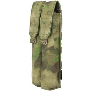 Flyye Doppel-Magazintasche für P90/UMP MOLLE-Befestigungssystem A-TACS FG