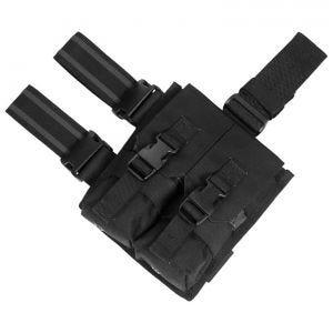 Flyye Drop Leg Beinholster-Doppel-Magazintasche für M4/M16 Schwarz