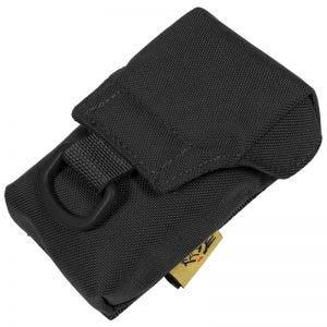 Flyye iCOMM Tasche MOLLE-Befestigungssystem Schwarz