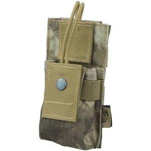 Flyye Short Tasche für Handfunkgerät MOLLE-Befestigungssystem A-TACS AU