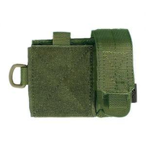 Flyye SAF Admin-Tasche MOLLE-Befestigungssystem Olive Drab