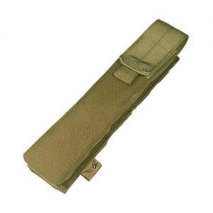 Flyye Einzel-Magazintasche für P90/UMP mit MOLLE-Befestigungssystem Khaki