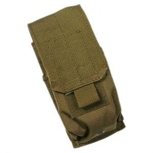 Flyye Granatentasche für Rauchgranate/Blendgranate MOLLE-Befestigungssystem Coyote Brown