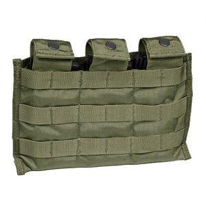Flyye Ver. MI Dreifach-Magazintasche für M4/M16 mit MOLLE-Befestigungssystem Ranger Green