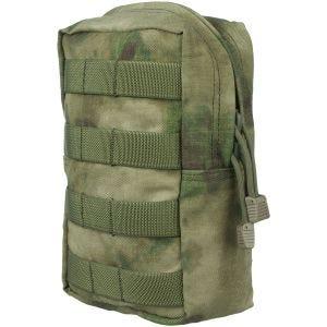Flyye Hochformat-Tasche für Zubehör MOLLE-Befestigungssystem A-TACS FG