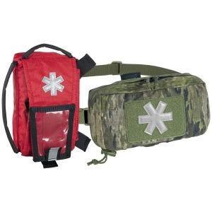 Helikon Modular Individual Med Kit Tasche für Erste-Hilfe-Zubehör A-TACS iX