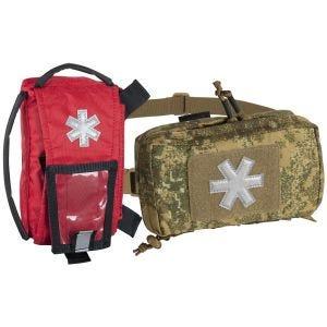 Helikon Modular Individual Med Kit Tasche für Erste-Hilfe-Zubehör PenCott Badlands