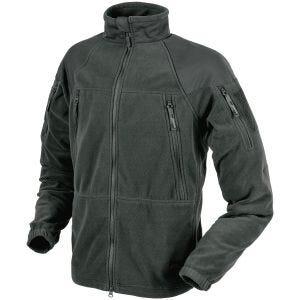 Helikon Stratus Fleece-Jacke Shadow Grey