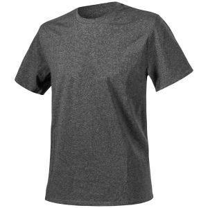 Helikon T-Shirt Melange Schwarz-Grau