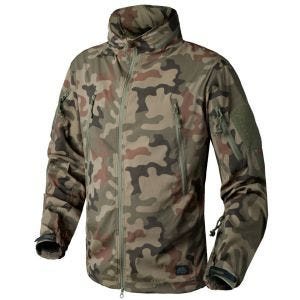 Helikon Trooper Softshell-Jacke PL Woodland
