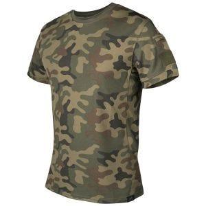 Helikon Taktisches T-Shirt PL Woodland