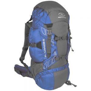 Highlander Discovery 45 Rucksack Blau