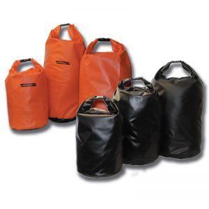 Highlander Dry Bag Large Wasserdichter Packsack Schwarz