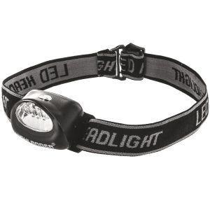 Highlander Fornax 5 LED-Stirnlampe Schwarz