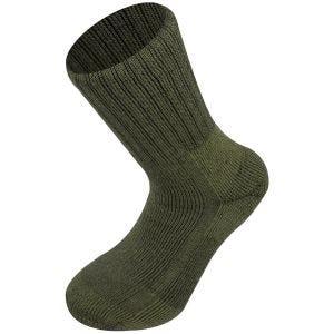 Highlander Norwegian Army Socken Olivgrün