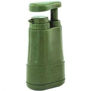 Highlander Miniwell Outdoor-Wasserfilter Olivgrün