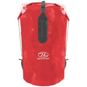 Highlander Troon Drybag 70 l Seesack Rot