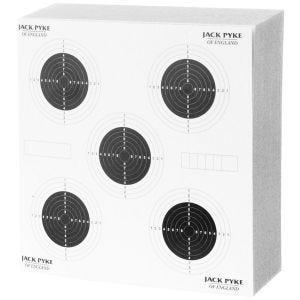 Jack Pyke 25 Yard 14 cm Zielscheiben (100 Stück)
