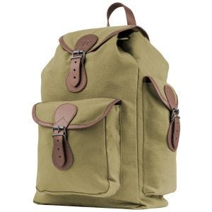 Jack Pyke Canvas Day Pack Fawn