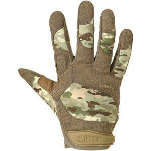 KinetiXx X-Light Leichte Einsatzhandschuhe Camouflage