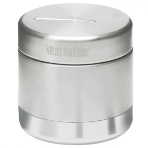 Klean Kanteen 237 ml Food Canister vakuumisoliert Brushed Stainless