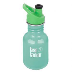 Kid Kanteen Sport 355 ml Trinkflasche mit Sport Cap 3.0 Sea Crest