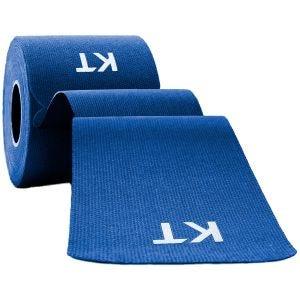 """KT Tape Consumer Original 10"""" Kinesio-Tape aus Baumwolle vorgeschnitten Blau"""