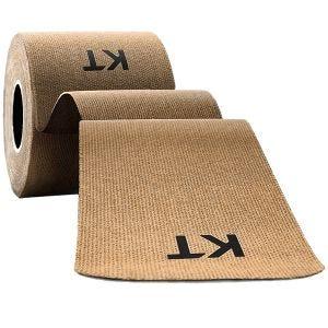 KT Tape Consumer Original Kinesio-Tape aus Baumwolle ungeschnitten Beige