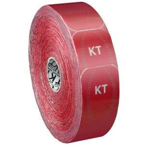 KT Tape Jumbo Pro Synthetisches Kinesio-Tape vorgeschnitten Rage Red