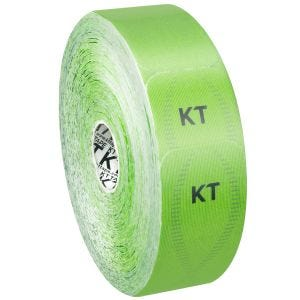 KT Tape Jumbo Pro Synthetisches Kinesio-Tape vorgeschnitten Winner Green