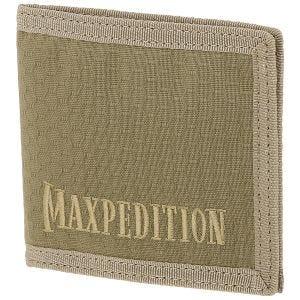 Maxpedition Geldbörse aufklappbar Tan