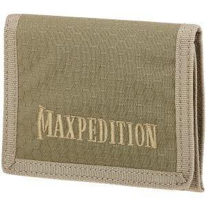 Maxpedition Tri-Fold-Geldbörse Tan