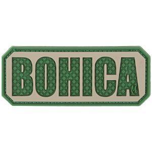 "Maxpedition Patch mit Schriftzug ""BOHICA"" Arid"