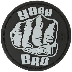 "Maxpedition Patch Faust mit Schriftzug ""Yeah Bro"" SWAT"