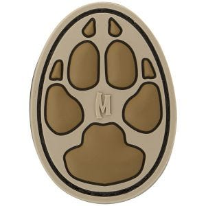 "Maxpedition 1"" Patch Pfotenabdruck vom Hund Arid"