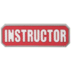 "Maxpedition Patch mit Schriftzug ""Instructor"" Rot"