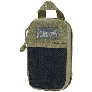 Maxpedition Micro-Taschenorganizer Khaki
