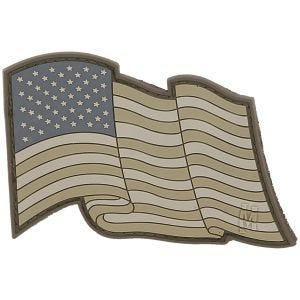 Maxpedition Patch US-Flagge Arid