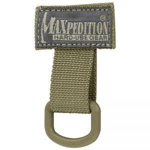 Maxpedition Taktisches Verbindungselement in T-Form mit D-Ring Khaki