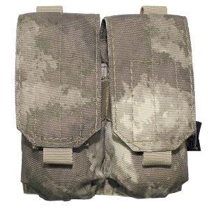 MFH Doppel-Magazintasche für M4/M16 HDT Camo AU