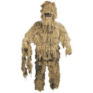 MFH Camouflage Ghillie-Anzug Digital Desert