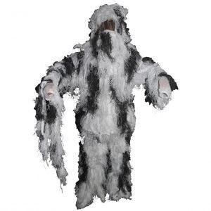 MFH Camouflage Ghillie-Anzug Snow