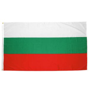 MFH 90x150cm Flagge Bulgarien