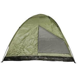 MFH Monodom 3-Personen-Zelt mit Moskitonetz OD Green