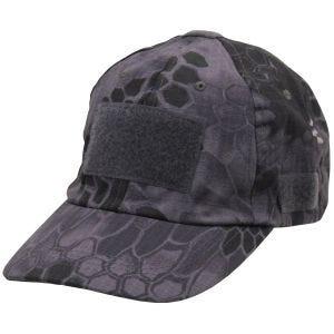 MFH Operations Basecap Snake Black