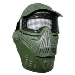MFH Paintball-Gesichtsschutzmaske Oliv
