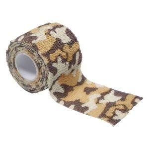 MFH Selbstklebendes Camouflage-Klebeband 5 cm x 4,5 m Desert