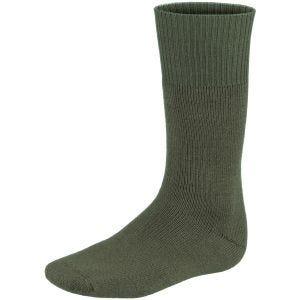 MFH Socken mit hohem Schaft extra-warm Oliv